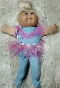 2001 20 Cabbage Patch Kid K-3 Tru 1st Edition Blonde Girl Doll Toys R Us Rare