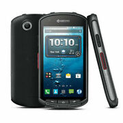 Kyocera Duraforce E6560 Lte 4g Gsm Atandt 16gb Rugged Waterproof Non Retail Pack