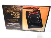 Spectrum Magnum Model Railroad Power System For Ho,n,g And Other Dc Powered Trains