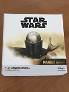 2021 Niue Mandalorian 1 Oz Colored Silver Proof Coin 1st In Series In Hand