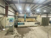 Flow M300 3015 Dwj 5and039 X 10and039 Cnc Water Jet Dynamic Head 2018