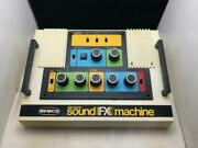 70and039s Super Rare Remco Sound Fx Machine Electronic Toy Moog