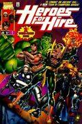 Heroes For Hire 1997 1-19 8.0/9.0-vf/nm Complete Set