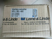 1pc New Leine And Linde Htl/rs-422 Pulse Amplifier Free Dhl Or Ems