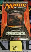 1x Magic 2012 M12 Intro Pack Blood And Fire Deutsch New Sealed Product - Ma