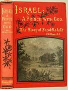C.1880 Israel A With God By F.b. Meyer Fine Binding Spurgeon Recommended
