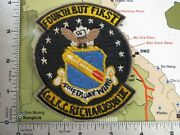 Patch Forth But First Usaf Patch 4th Tfr Day Wing Us Air Forces Patch