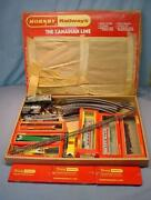 Triang Hornby Railway The Canadian Line Electric Train Set W/box - Ho Scale