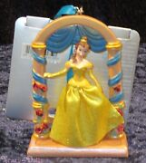 Disney Beauty And The Beast Belle 2020 Fairytale Moments Sketchbook Ornament New