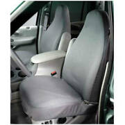 Covercraft Covss2299pcgy 01-06 Ford Had High Back Bucket Seats With Armrests Gre
