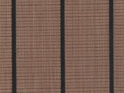 Marine Woven Vinyl Boat / Pontoon / Decking -teak 407- 8.5and039x24and039 - Hd Padded Back