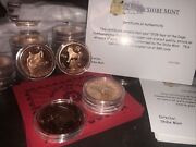 2018 Official Shibe Mint Dogecoin Copper Year Of The Doge Bitcoin Physical Coin