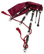 Mccallum Abs/0 Classic Collection Full Set Bagpipes