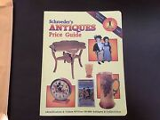 Schroeders Antiques Price Guide,identification And Values Of Over 50,000 Items