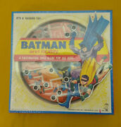Vintage Batmanand Robin Marble Maze Game By Hasbro 1966 Factory Sealed