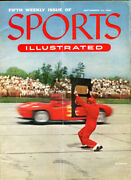 Sports Illustrated Magazine, Number 5 / Sep 13, 1954 / Subscription Insert Card