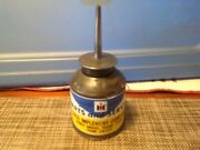 Vintage International Harvester Parts Ser Oiler Oil Can Collectible Advertising