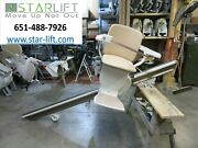 2016 8 Foot Stannah 600 Stairlift Complete Unit 455 Local Pick Up Only