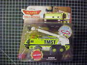 Disney Pixar Planes Fire And Rescue Ryker Deluxe Fire Truck Nip Usa Seller