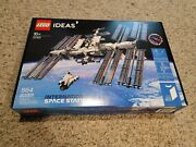 Lego 21321 Ideas International Space Station 864pcs New In Hand