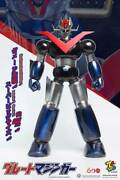 Zcwo Great Mazinger Damage Painting 60cm Movable Figures Character Toy