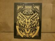 Dungeons And Dragons Art And Arcana Special Edition 0399582754