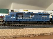 N Scale Conrail Locomotive And Caboose Set