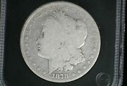 1878 Morgan Silver Dollar - 8 Tail Feathers - Key Date - M-2301