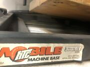 """Mobile Base Htc Hjts-761-x Jet Contractors Table Saw W/30"""" Fence Jwts-10pfx"""