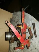 Minneapolis Moline Bf Avery Tractor Model A Engine Governor Assembly Hercules