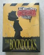 The Boondocks The Complete Uncensored Series Dvd 2014 11-disc Set