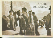 Post Card Of The Famous Photograph By Robert Doisneau Known As The Kiss