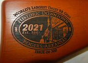 2021 Daisy Model 25 Bb Gun Limited Edition Historic Downtown Collectible 1/500