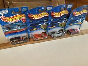 Hot Wheel Cars New Old Stock Collectible Die Cast 033 135 039 128