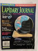 Lapidary Journal Gems Beads Jewelry Arts Projects January 2002 M137