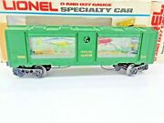1981-new Lionel Aquarium Car-first Mpc Re-issue-9308 In Box. Read On-see Photo