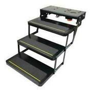 Lippert Components 3694042 Electric Step Step 23 Series Triple Tread