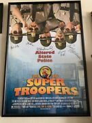 Super Troopers Original One-sheet Full-sized Movie Poster