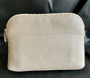 Richard Mille Luxury Leather Watch Clutch Bag - Made In France - W/ Carry Tote