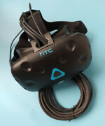Htc Vive Virtual Reality Vr Headset Only,90 New ,testing Before Shipment