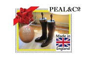 Antique Peal And Co Equestrian Boots Menand039s Bespoke Riding For British Royalty
