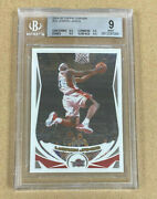 2004 Topps Chrome 23 Lebron James Bgs 9 W/3 9.5and039s 1999.99