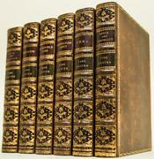 1922 Works Of Jane Austen Fine Leather Bound By Riviere Color Plates By Brock