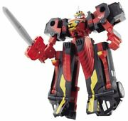 Power Ranger Tokumei Sentai Go Busters Squadron Mission Buster Machine Cb-01 Go