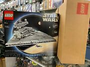 Lego Star Wars Imperial Star Destroyer 10030 Ultimate Collector Series New Mib
