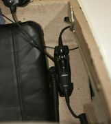Bose X A10 Aviation Headset Control Anr Mount Adapter Accessory Upgrade Black