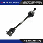 Front Right Cv Axle Shaft For 2002-2005 2006 2007 2008 Audi A4 L4 Manual Trans.
