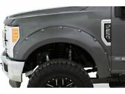 Front And Rear Fender Flare For 17-18, 20-21 Ford F250 Super Duty F350 Rm12p2