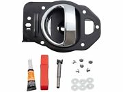 Left Door Handle Repair Kit For 06-11 Chevy Hhr 2.4l 4 Cyl Naturally Vc38t2