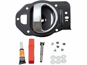 Right Door Handle Repair Kit For 06-11 Chevy Hhr 2.4l 4 Cyl Naturally Sb15j2